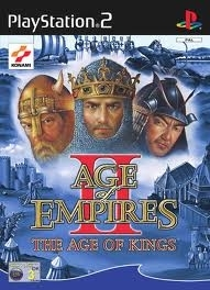 Age of Empires II 2 The Age of Kings (ps2 nieuw)