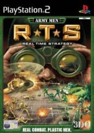 Army Men Real Time Strategy zonder boekje (ps2 tweedehands game)