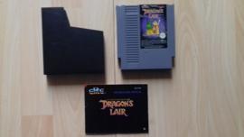 Dragon's Lair (NES tweedehands game)