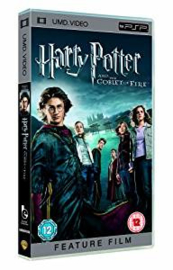 Harry Potter and the Goblet of Fire  (psp tweedehands film)