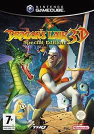 Dragon's Lair 3D Return to the Lair (gamecube tweedehands game)