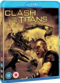 Clash of the Titans Blu-ray + DVD (Blu-ray nieuw)