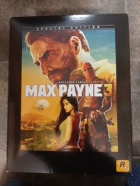 Max Payne 3 Special Edition (ps3 tweedehands game)