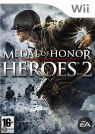 Medal of honor heroes 2 (Nintendo Wii tweedehands game)