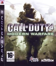 PS3 bundel 2 Call of Duty 3 spellen voor €5,- (PS3 tweedehands game)