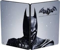 Batman Arkham Origins Steel Case Edition (xbox 360 tweedehands game)
