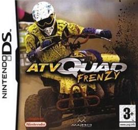 ATV Quad Frenzy (Nintendo DS nieuw)