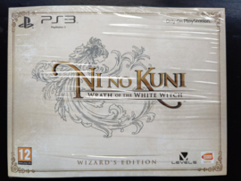 Ni No Kuni Wrath of the White Witch Wizards Edition (ps3 tweedehands game)