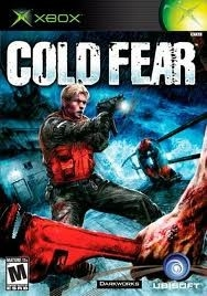 Cold Fear (xbox used game)
