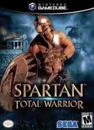 Spartan Total Warrior zonder boekje (gamecube used game)
