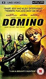 Domino( psp film tweedehands)
