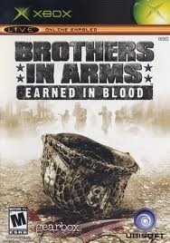 Brothers in Arms earned in blood (xbox used game)