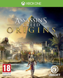 Assassin's Creed Origins (xbox one nieuw)