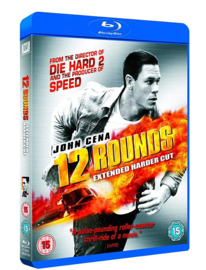 12 Rounds: Extended Harder Cut Blu-ray + Dvd (Blu-ray tweedehands film)