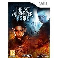 The Last Airbender (Avatar) (Nintendo Wii used game)