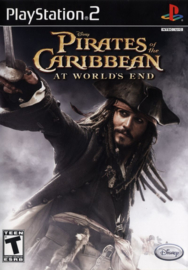 Pirates of the Caribbean at world's end (ps2 used game)