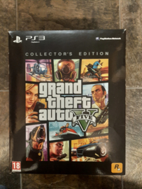 Grand Theft Auto V GTA 5 Collector's Edition (ps3 tweedehands game)