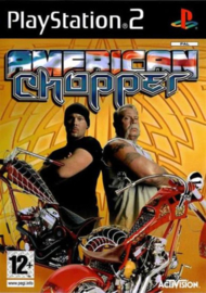 American Chopper (ps2 nieuw)