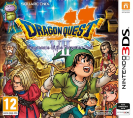 Dragon Quest VII Fragments of the Forgotten Past (Nintendo 3DS nieuw)