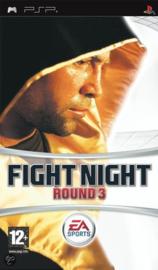 Fight Night Round 3 (PSP tweedehands game)