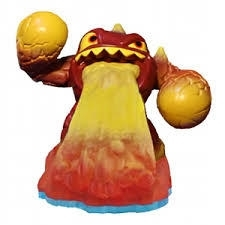 Lava Barf Eruptor Swap Force (Skylander used)