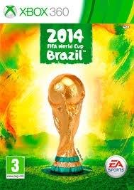 2014 FIFA WORLD CUP BRAZIL (Xbox 360 tweedehands game)