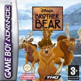 Disney's Brother Bear  (Losse Cassette) (Gameboy Advance tweedehands game)