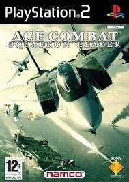 Ace Combat Squadron Leader (ps2 used game)
