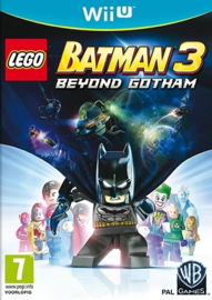 Lego Batman 3 Beyond Gotham (Nintendo Wii Utweedehands game)