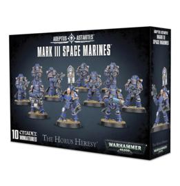 Adeptus Astartes Mark III Space Marines (Warhammer 40.000 nieuw)