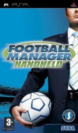 Football Manager Handheld 2006 (psp used game)