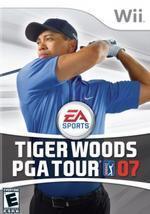 Tiger Woods PGA Tour 07 (Wii tweedehands game)