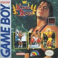 King of the ring losse cassette (Gameboy tweedehands game)