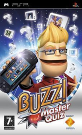 Buzz! Master Quiz  game only (PSP tweedehands game)