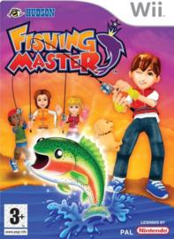 Fishing Master zonder boekje (Nintendo Wii used game)