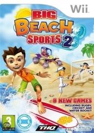 Big Beach Sports 2 zonder boekje (Nintendo wii tweedehands game)