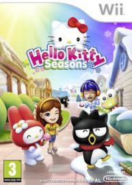 Hello Kitty Seasons zonder boekje (wii used game)