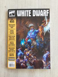 White Dwarf Issue 455 juli-augustus 2020 (Warhammer nieuw)