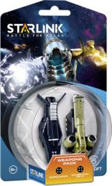 Weapon pack Shockwave en Gauss (Starlink nieuw)