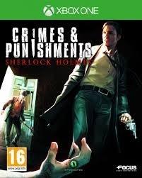 Crimes & Punishments Sherlock Holmes (Xbox One Nieuw)
