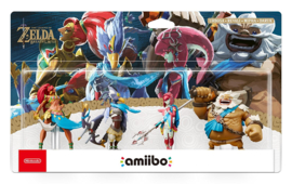 Amiibo The Legend of Zelda Breath of the wild Amiibo set (Amiibo Nieuw)