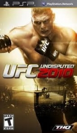 UFC 2010 (psp used game)