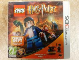 Lego Harry Potter Jaren 5-7  + mini lego set (Nintendo 3DS nieuw)