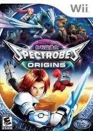 Spectrobes Origins (wii used game)