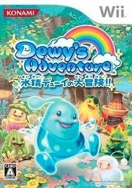 Dewy's Adventure (wii used game)