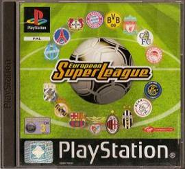 European Super League (PS1 tweedehands game)
