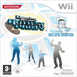 Dancing Stage Hottest Party  Game Only(wii tweedehands game)
