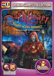 Darkheart Flight of the Harpies collector's edition (PC game nieuw)