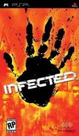Infected (psp used game)