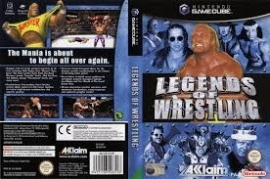 Legends of Wrestling (Nintendo Gamecube tweedehands game)